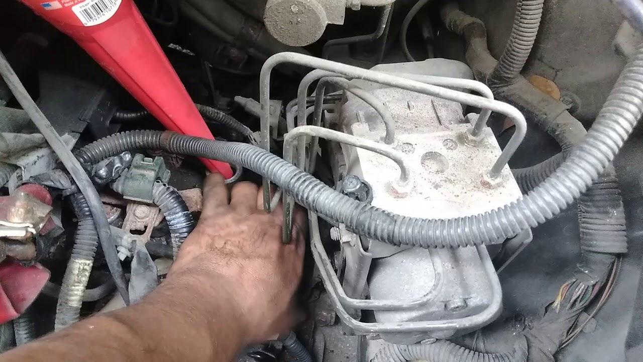 hight resolution of 03 05 honda pilot transmission filter replace como cambiar el filtro de la trasmiccion