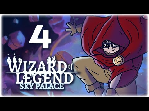 Arcane Intervention | Part 4 | Let's Play: Wizard Of Legend: Sky Palace Update | PC Gameplay HD