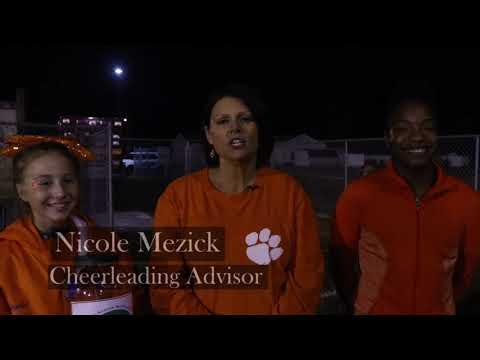 Delmar High School hosts orange out