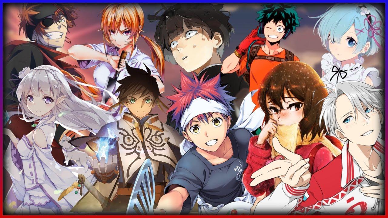 die besten animes