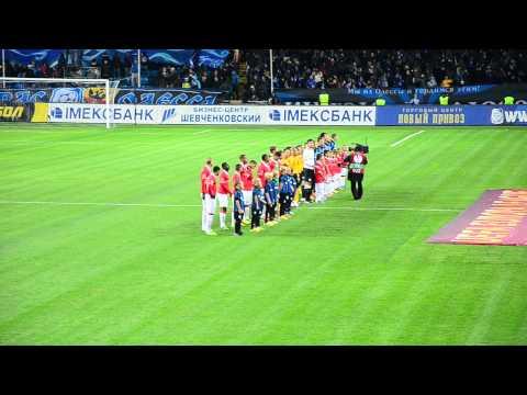 Лига Европы Черноморец-ПСВ