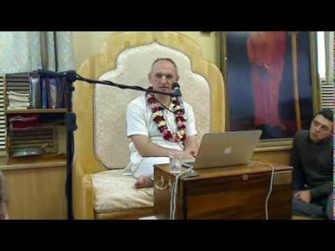 Шримад Бхагаватам 3.16.28-29 - Аударья Дхама прабху