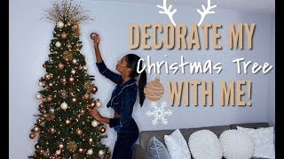 Baixar Decorate With Me: CHRISTMAS TREE | Gold, Rose Gold & Silver