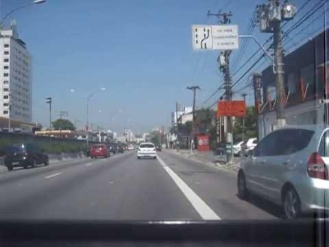 Wellington. Enfrentando o trânsito de São Paulo.
