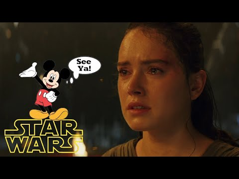 Is The Sequel Trilogy Being All But Abandon By Disney Lucasfilm Why No More Content Around It Youtube