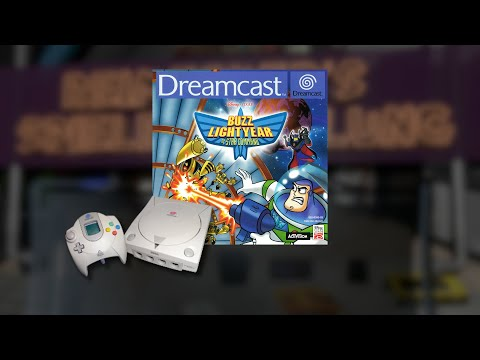 Gameplay : Buzz Lightyear of Space Command [Dreamcast]
