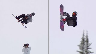 Red Bull: You Be the Judge: Chase Josey vs. Arthur Longo