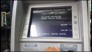Download Cara Mudah Topup Teknojek Lewat ATM BRI Mp3 and Videos