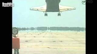 Shuttle, l'ultimo atterraggio del Discovery