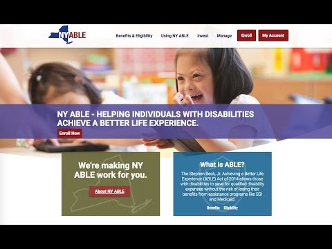 NY ABLE Program