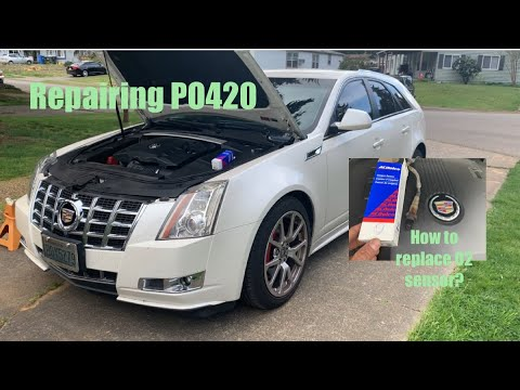 How to fix PO420 code (Cadillac)