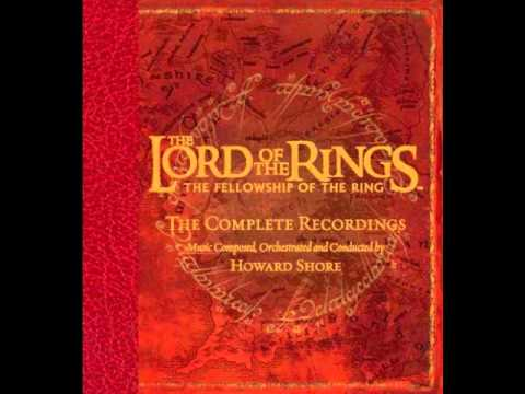 The Lord of the Rings soundtrack , The Fellowship of the rings :  Gilraen's Memorial mp3