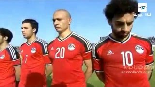 ملخص مباراة مصر ونيجيريا 1-1 | 25-03-2016 | تصفيات كأس أمم أفريقيا – تعليق علي محمد علي