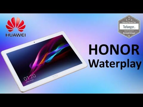 Huawei Honor Waterplay : Tablette 10 Pouces IP67