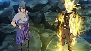 AMV Naruto and Sasuke Vs Madara   Breaking Through