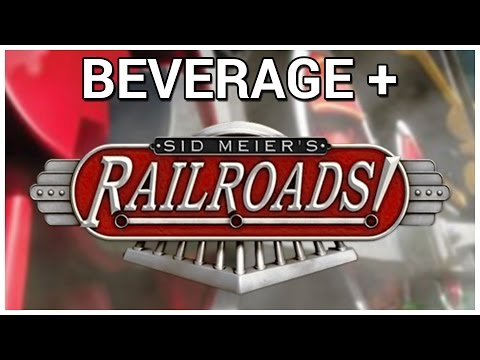 The Flying Stock Price = Beverage + Sid Meier's Railroads!