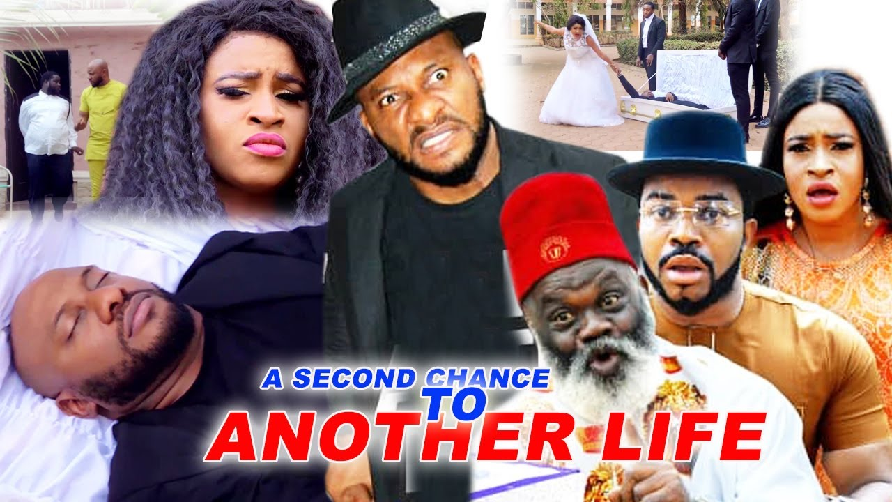 Download ANOTHER LIFE FOR A SECOND CHANCE COMPLETE SEASON 5&6 - 2021 Latest Nigerian Movies | Full Movies