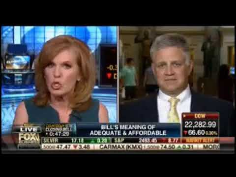 Ferguson Joins Fox Business to Discuss Next Steps on Healthcare, Tax Reform
