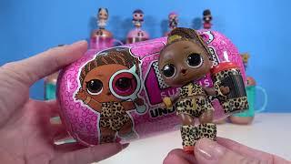 Panenky LOL serie 4, druha vlna, L.O.L. Surprise Under Wraps Doll- Series Eye Spy