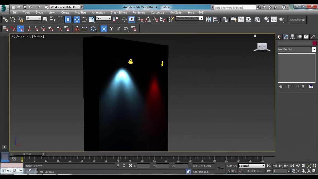 Лампочки. Создание освещение уроки 3d max