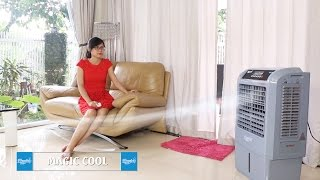 Tính năng mới nhất của Quạt điều hòa nóng lạnh Magic Cool MC-03