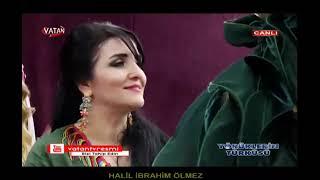 Kadriye Saruhan  CANLI Performans - Yürü Bre Yalan  Dünya ( official video )