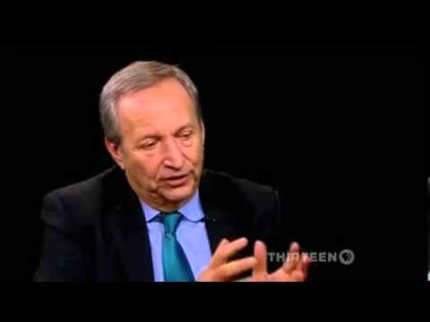 Lawrence Summers discusses proposed ASA Boycott Resolution on Charlie Rose Show
