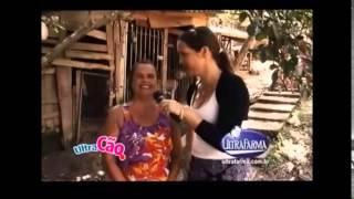 Programa Ultracão - TV Gazeta e Rede TV! Entrevista com protetora Agda