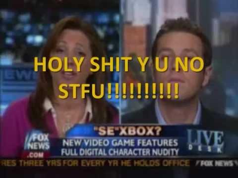 FOX News: Mass Effect Sex Debate