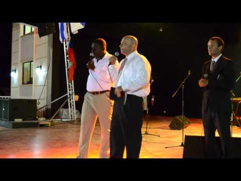 Support Israel Haiti Event - Haiti Cries Out for the Peace of Jerusalem