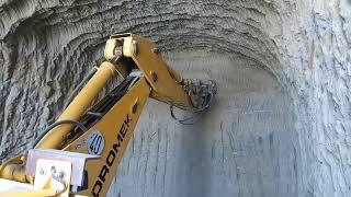 Cuevas en Construcción en el Resort Indalo