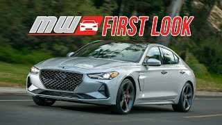 2019 Genesis G70 | First Drive
