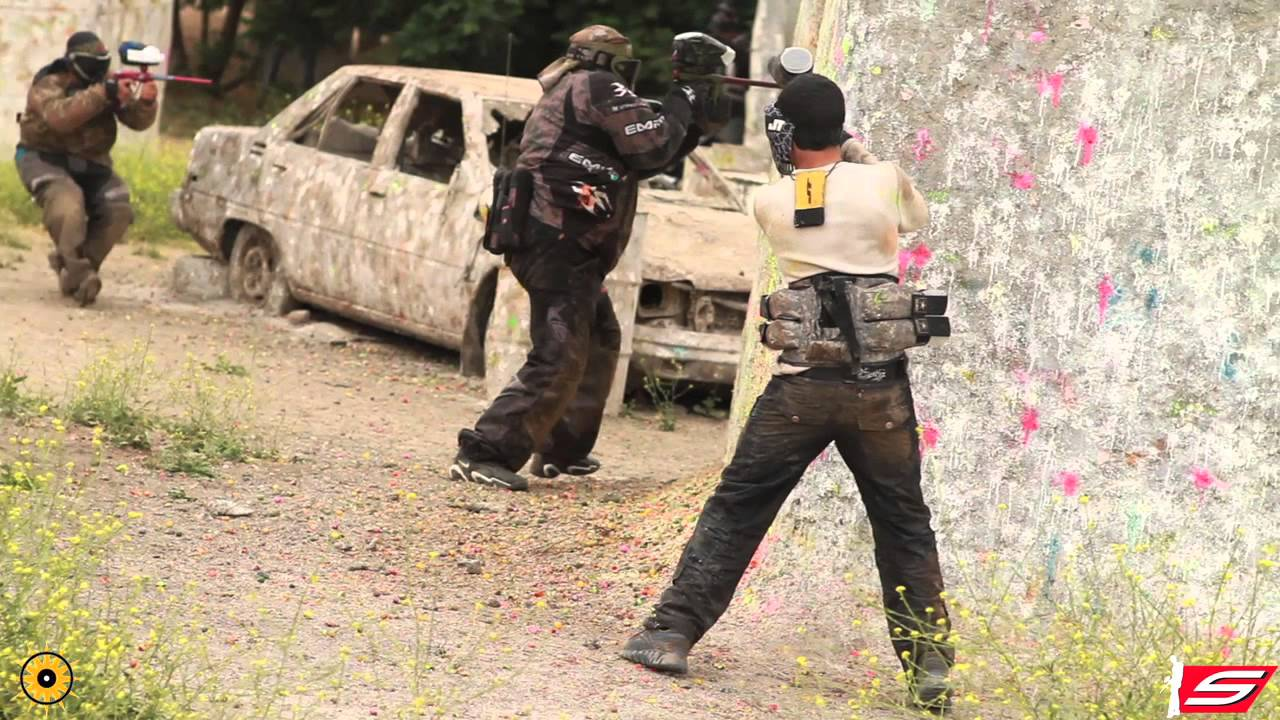 2013 return of jungle island u0026 39 s paintball big game