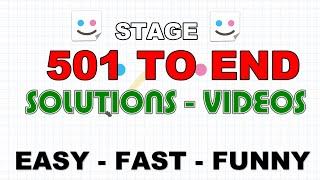 Brain Dots Level 501 to game END [SOLVED] easy, funny & fast solution | @Tips@$$ | Part – 11/11
