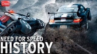 History of - Need for Speed (1994-2013)