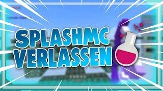 SplashMC.de Team verlassen! ✖ Minecraft Minispiele (Knockwars) ✖ justTOin