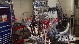 The Original BigFoot Engine Build Part 3 - Engine Power Season 2, Episode 7