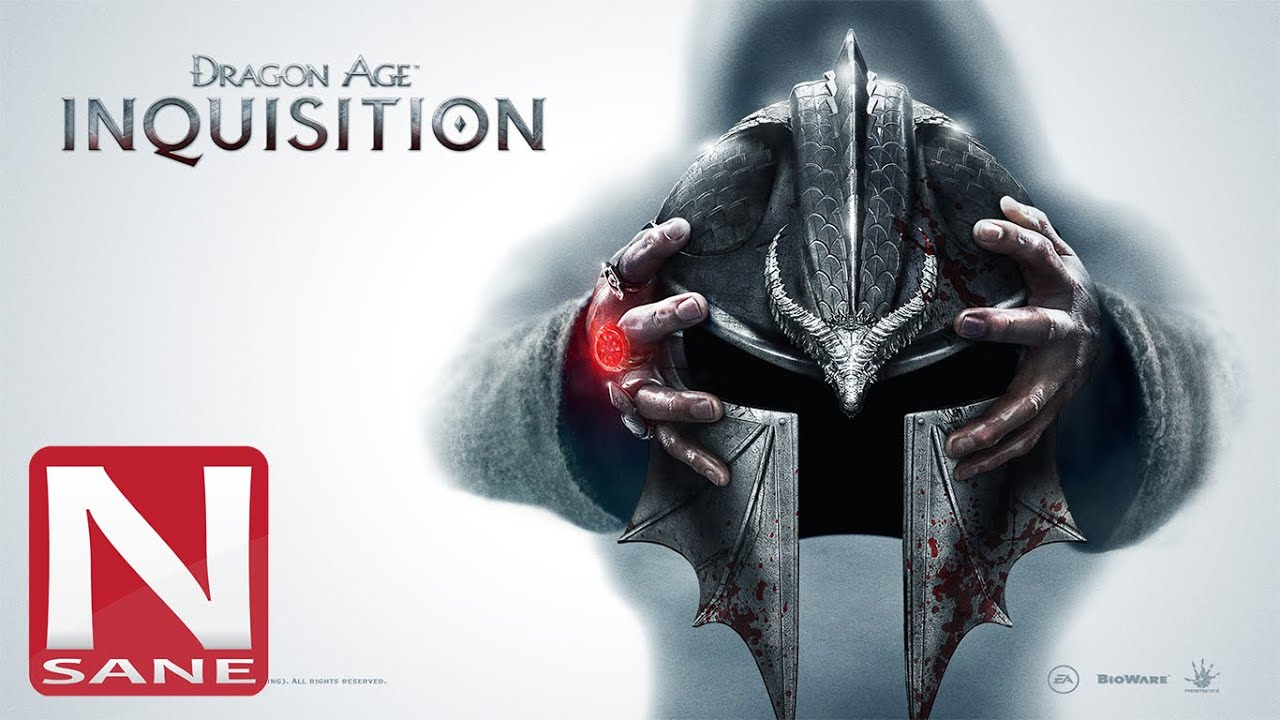 Dragon Age Inquisition Gameplay On Amd A8 6600k Apu With Hd 8570d Hd 1080p Youtube