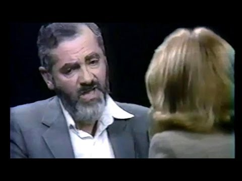 RABBI MEIR KAHANE talks to Sandi Freeman  (CNN)   1983