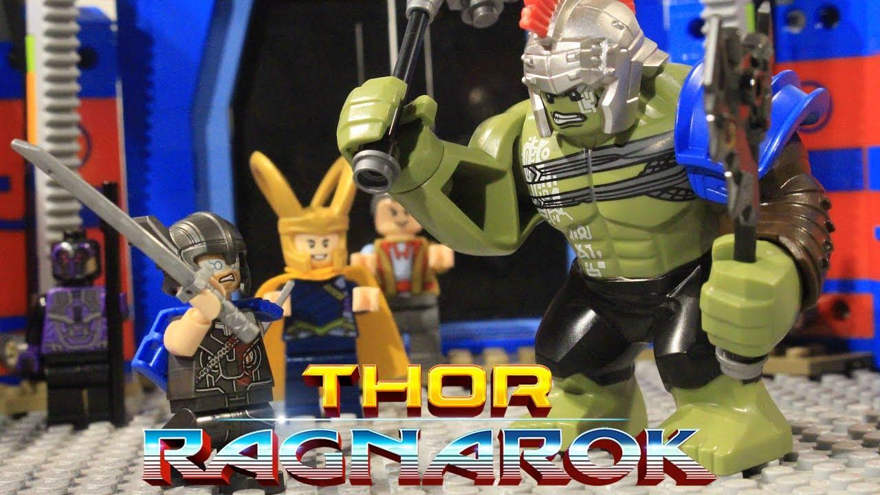lego avengers hulk vs thor - photo #15
