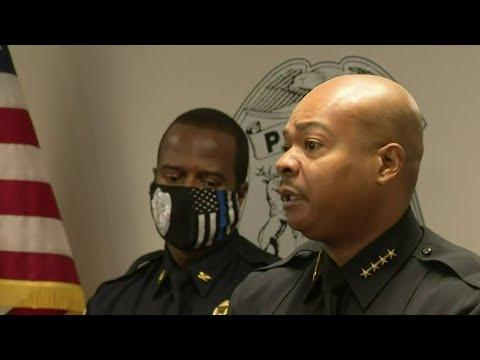Southfield Police Chief Updates Crash That Killed Oak Park Teenagers