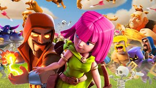 "Full Clash of Clans Movie 2021 ""The World of Clash"" 