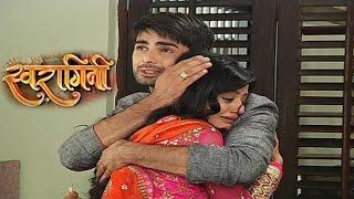Swaragini   12th October 2016   Sanskaar BREAKS UP With Swara For FINDING Lakshya
