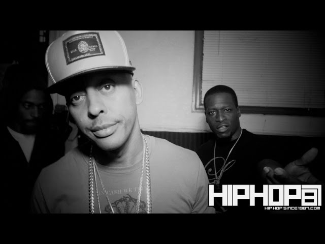 Black Deniro Feat.  Gillie Da Kid & Garci - Philly Talk (In Studio Music Video)