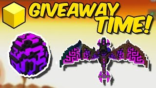 GIVEAWAY #56 | Dormant Infineon Dragon Egg JACKPOT! [PC]