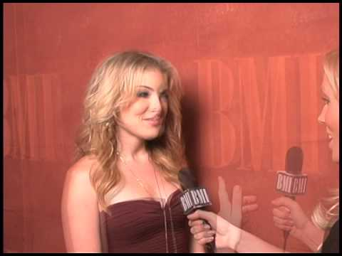 Emily West Interview - The 2008 BMI Country Awards