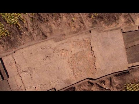 6,000-Year-Old Mega Temple Unearthed in Ukraine