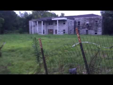 real ghost captured in abandoned mansion (Houston Tx)