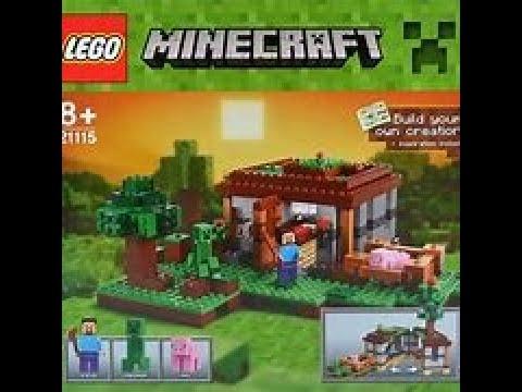 Minecraft mini world