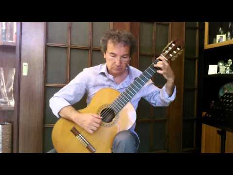 La Canzone di Marinella (Classical Guitar Arrangement by Giuseppe Torrisi)